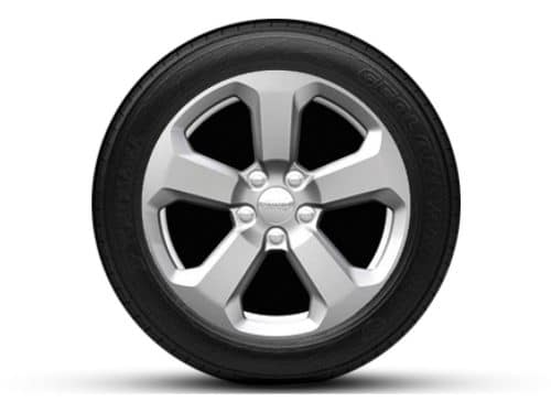 PPS Jeep - Jeep 17 Inch Alloy Wheels