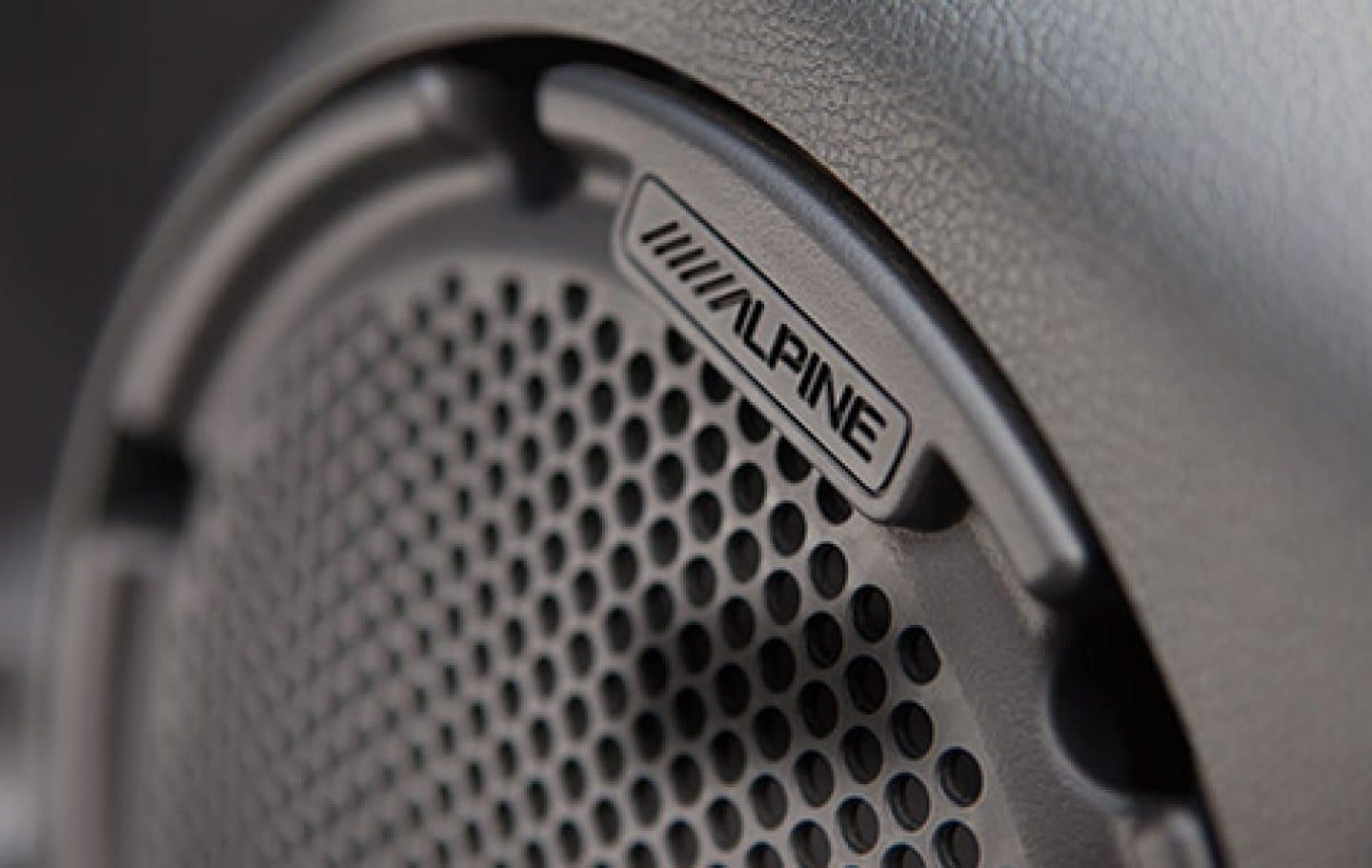 Jeep Wrangler Unlimited Alpine Sound System