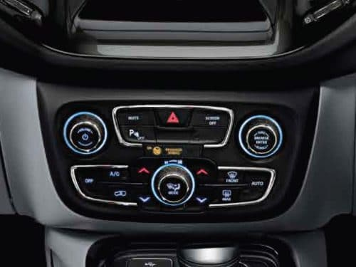 PPS Jeep - Jeep Compass Dual Zone Climate Control