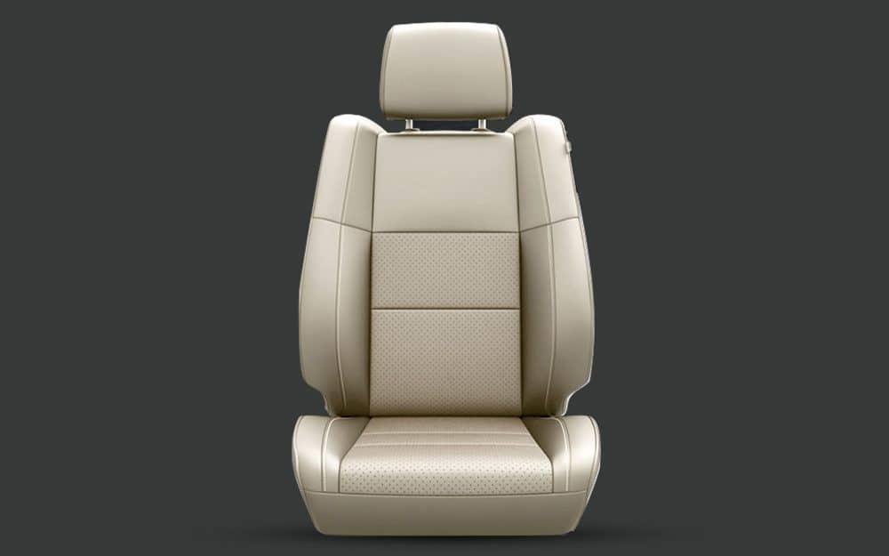 Jeep Grand Cherokee Heated Seat