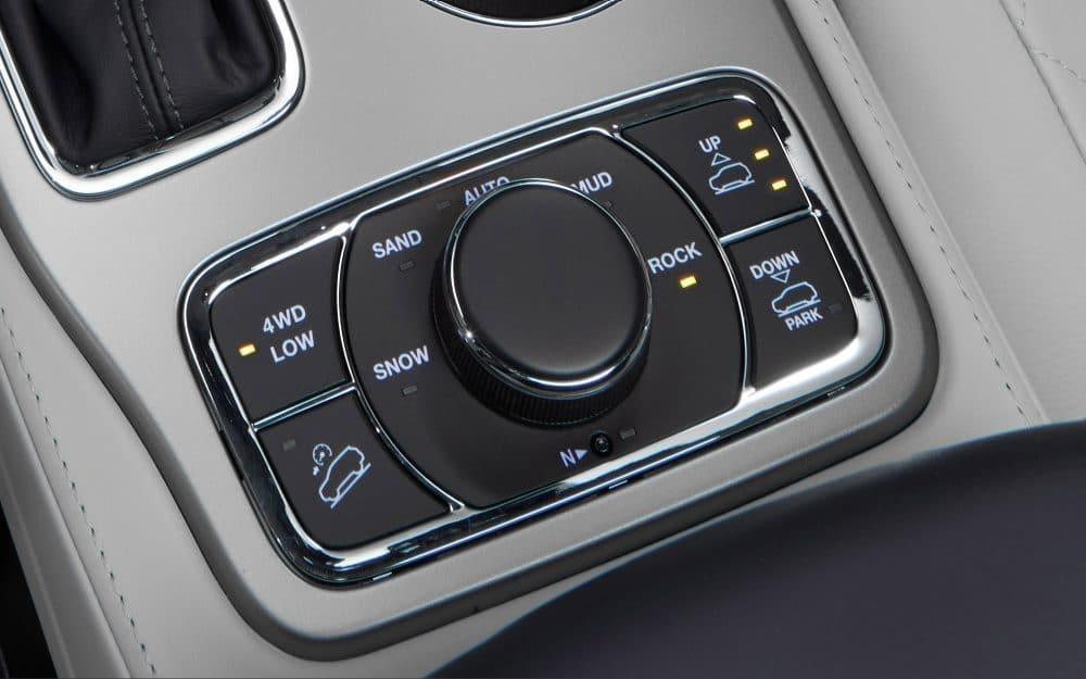 Jeep Grand Cherokee Environment