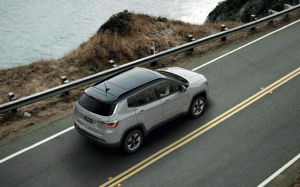 PPS Jeep - Jeep Compass Limited On Road
