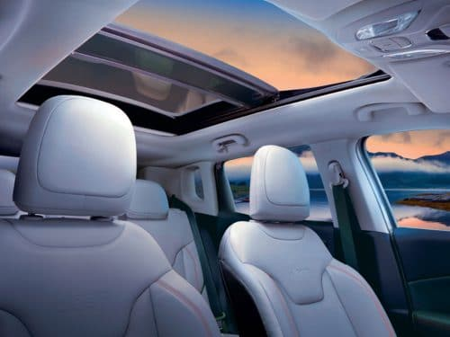 PPS Jeep - Jeep Compass Limited Plus Interior