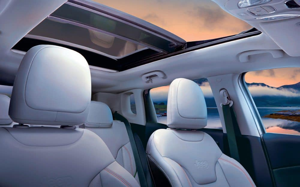 PPS Jeep - Jeep Compass Limited Sunroof View