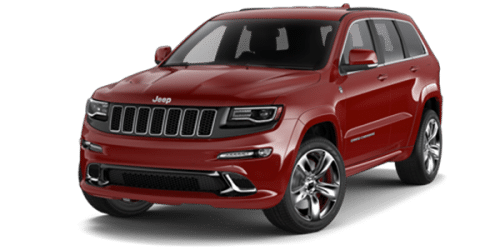 PPS Jeep - Grand Cherokee SRT Front View