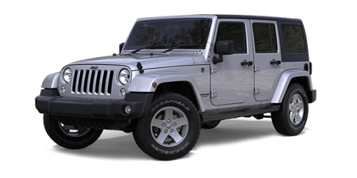 PPS Jeep - Wrangler Unlimited Front View