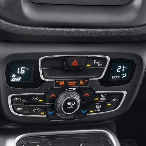 Jeep Compass Climate Control