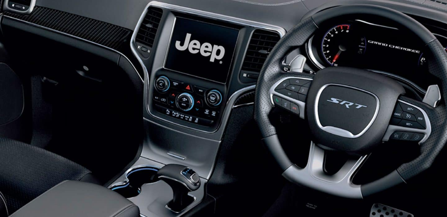 Jeep Grand Cherokee SRT Premium Craftsmanship