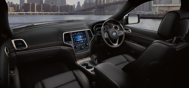 Jeep Grand Cherokee Interior Image