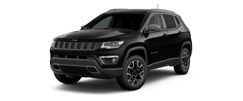 Jeep Compass Trailhawk Brilliant Black