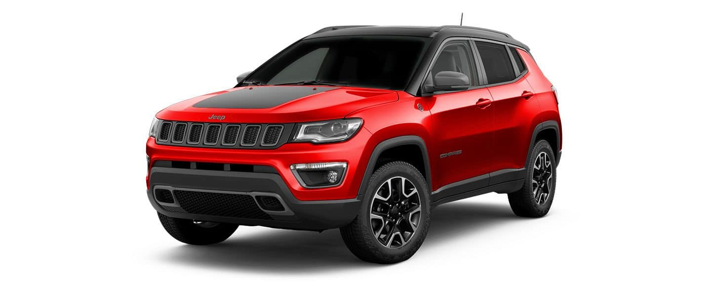 Jeep Compass Trailhawk Exotica Red