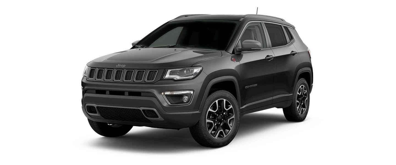 Jeep Compass Trailhawk Magnesio Grey