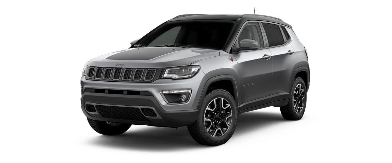 Jeep Compass Trailhawk Minimal Grey