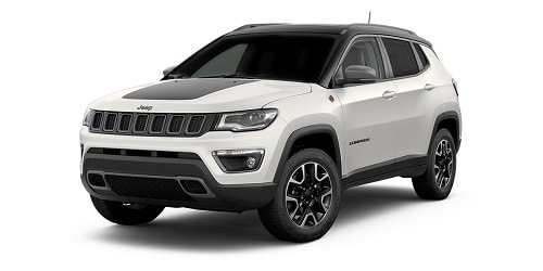Compass Trailhawk Vocal White