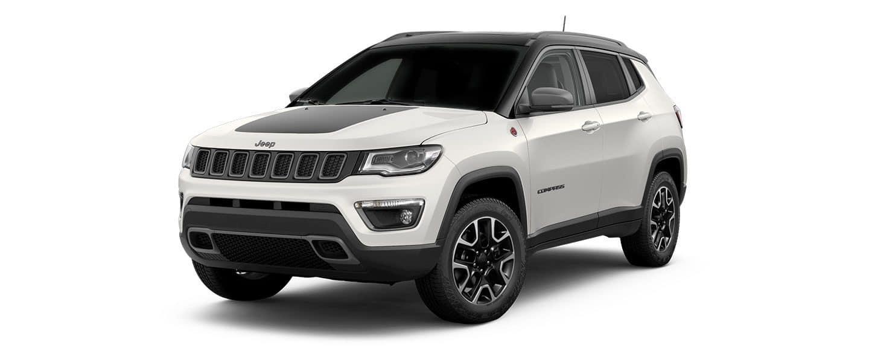 Jeep Compass Trailhawk Vocal White