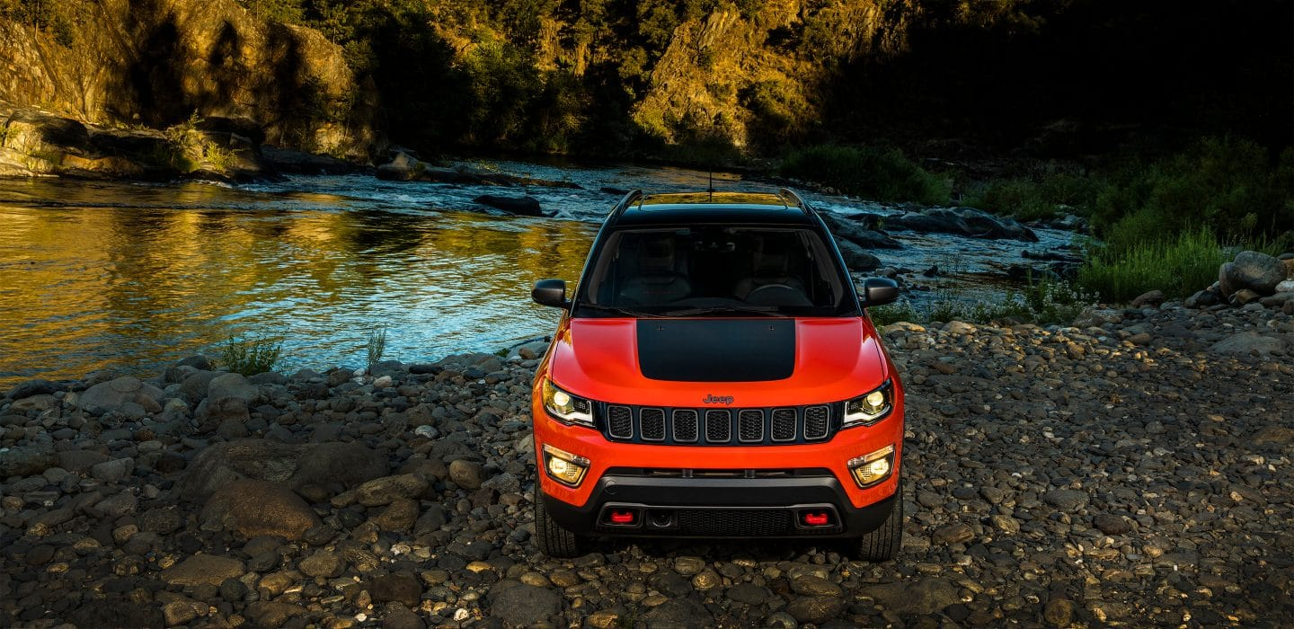 Jeep Compass Trail Hawk Exterior Overview