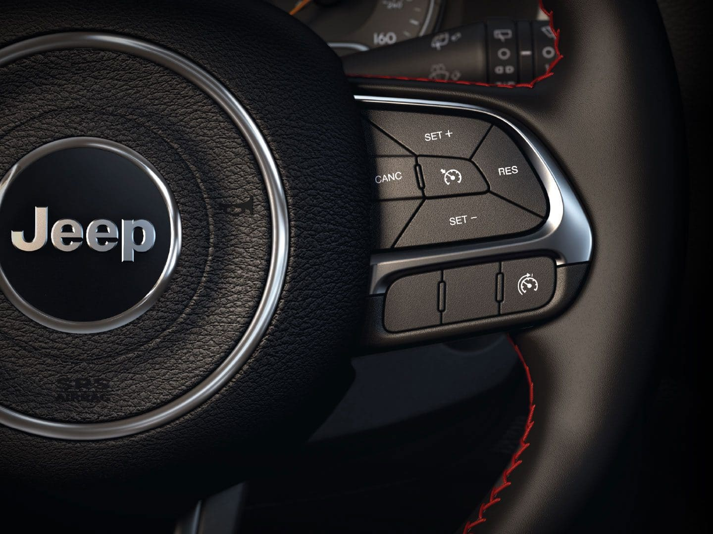 Jeep Compass Trailhawk Cruise Control