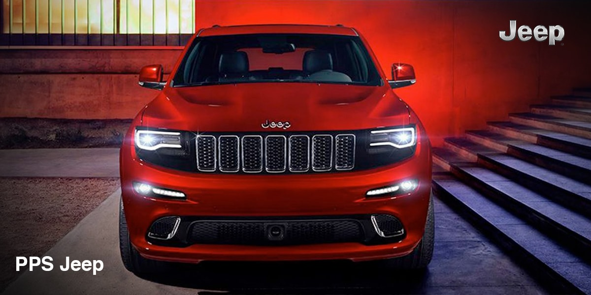 GRAND CHEROKEE SRT® – Live Your Freedom, Adventure, And Passion