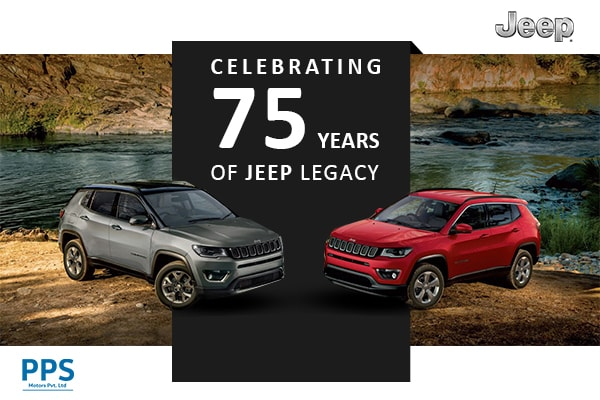CELEBRATING 75 YEARS OF THE JEEP LEGACY