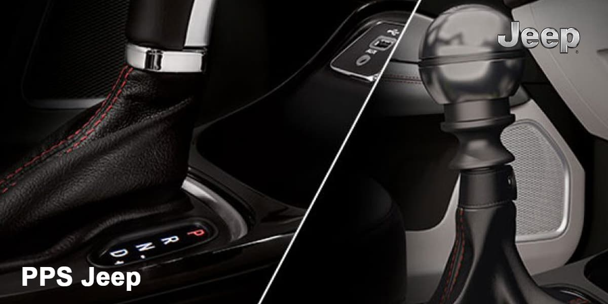 PPS Jeep - Jeep Compass Interiors