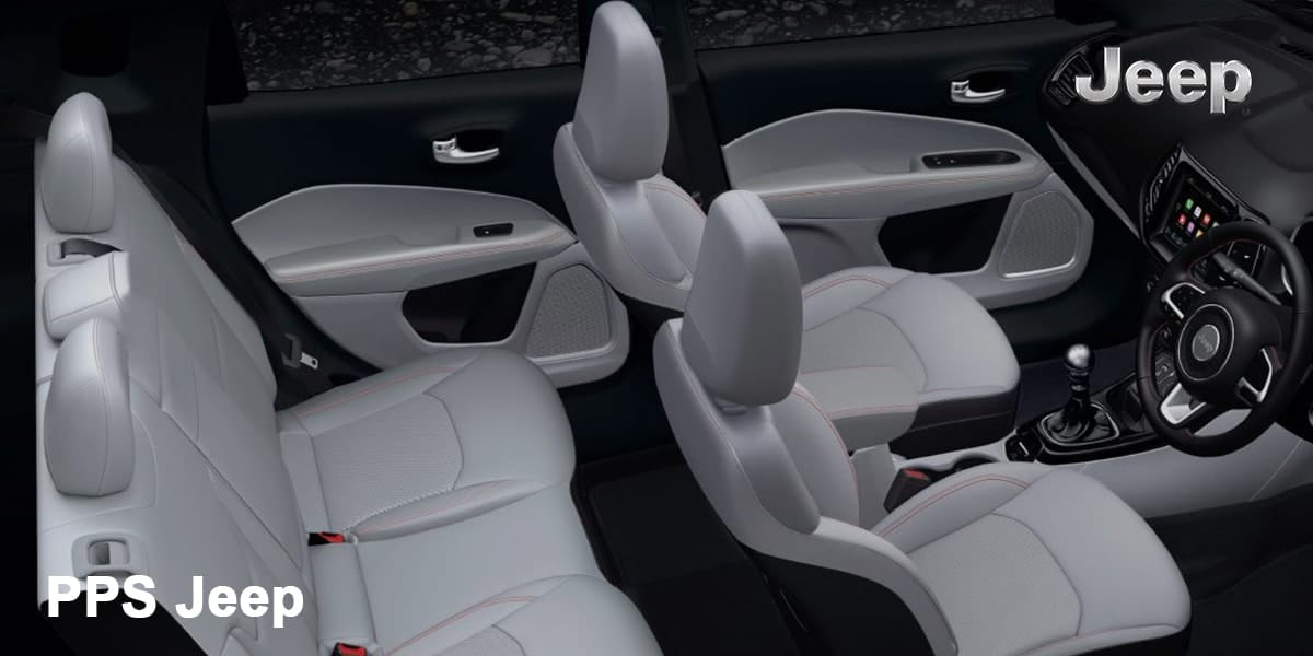 PPS Jeep - Jeep Compass Seats