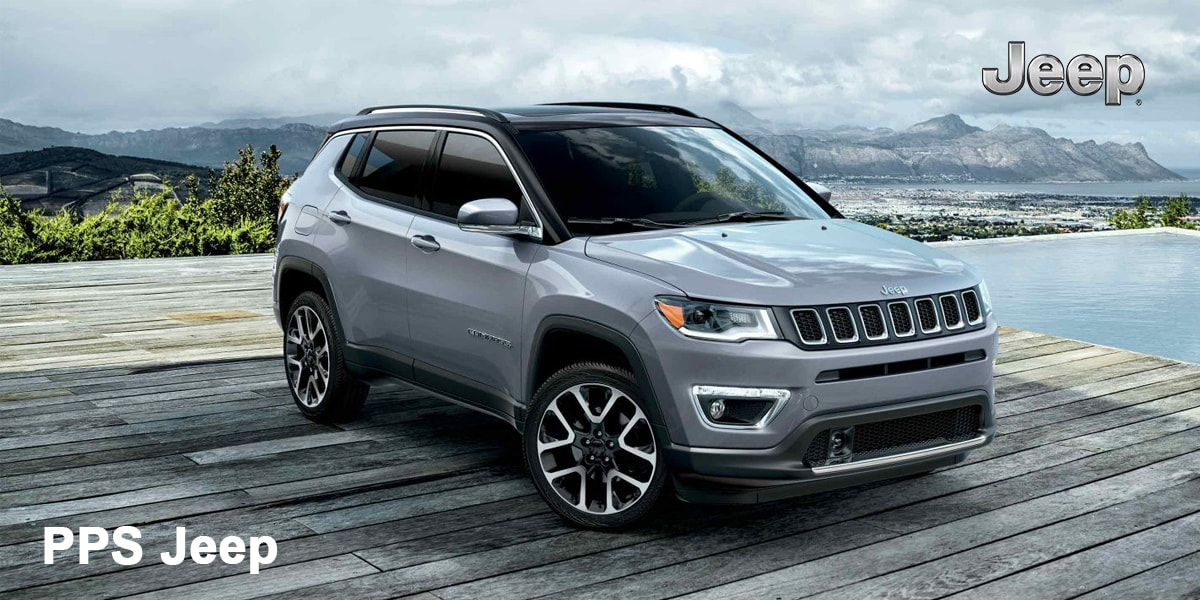 Here are 5 reasons why we're in absolute awe of Jeep Compass