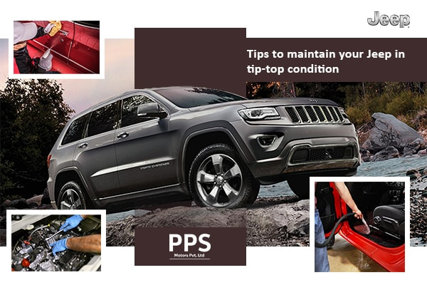 BASIC TIPS TO KEEP YOUR JEEP SHINY AND GLOSSY