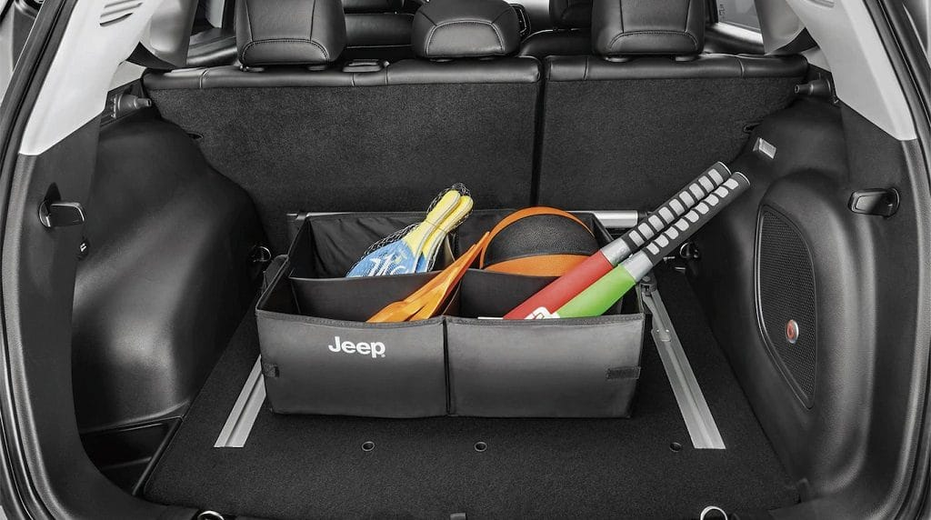 Jeep-Compass-Cargo-Storage-PPS Jeep Bangalore