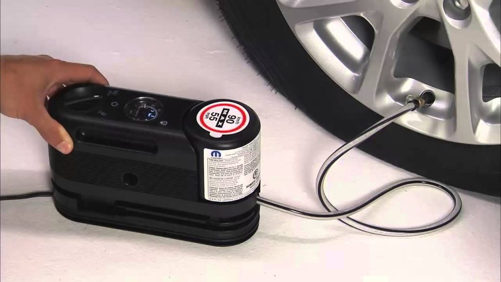 Jeep Tyre Inflator - PPS Jeep Bangalore
