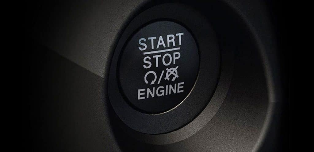PPS Jeep Compass Gallery Interior Engine-Start-Button