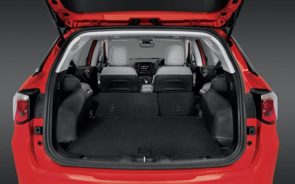PPS Jeep - Compass Interior - Storage