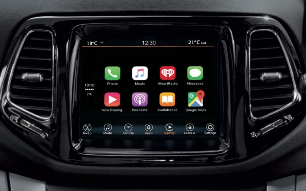 PPS Jeep - Compass Interior