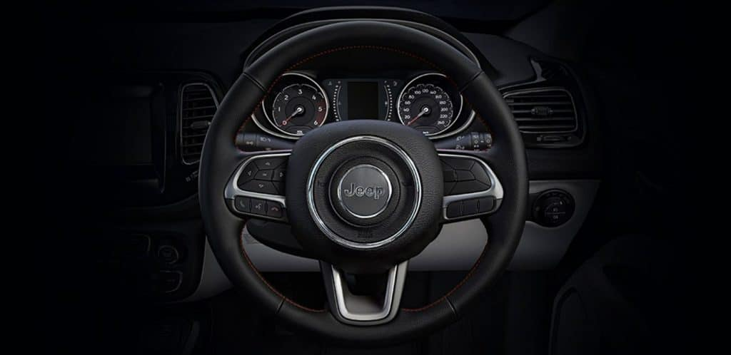 PPS Jeep - Jeep Compass Interior - Steeting