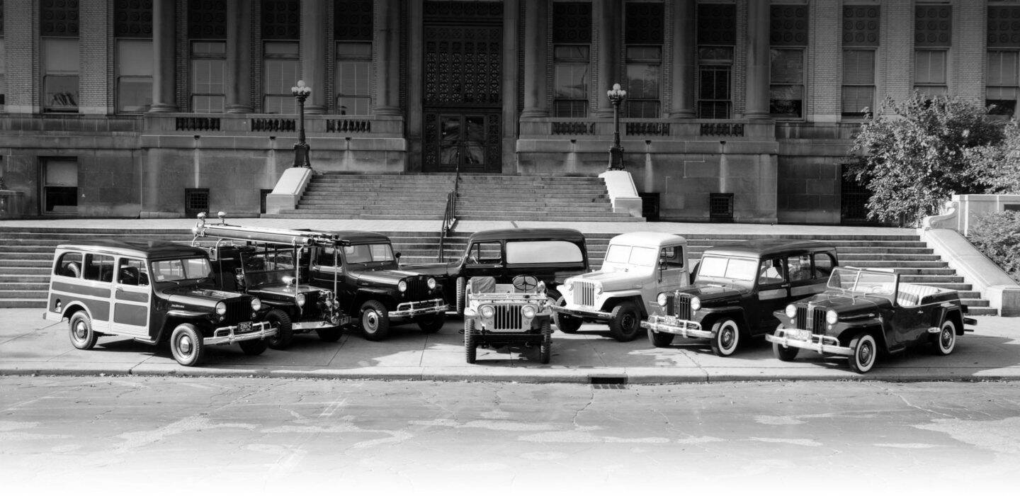 Jeep History Overview - PPS Jeep Banglaore