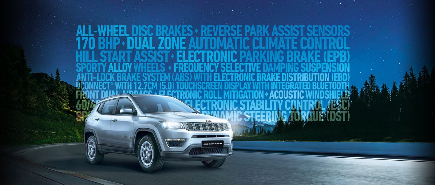 sport plus PPS Jeep Bangalore