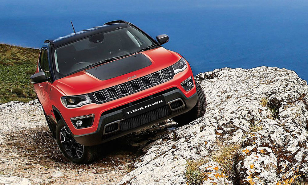 Explore The All-New Jeep Compass Trailhawk
