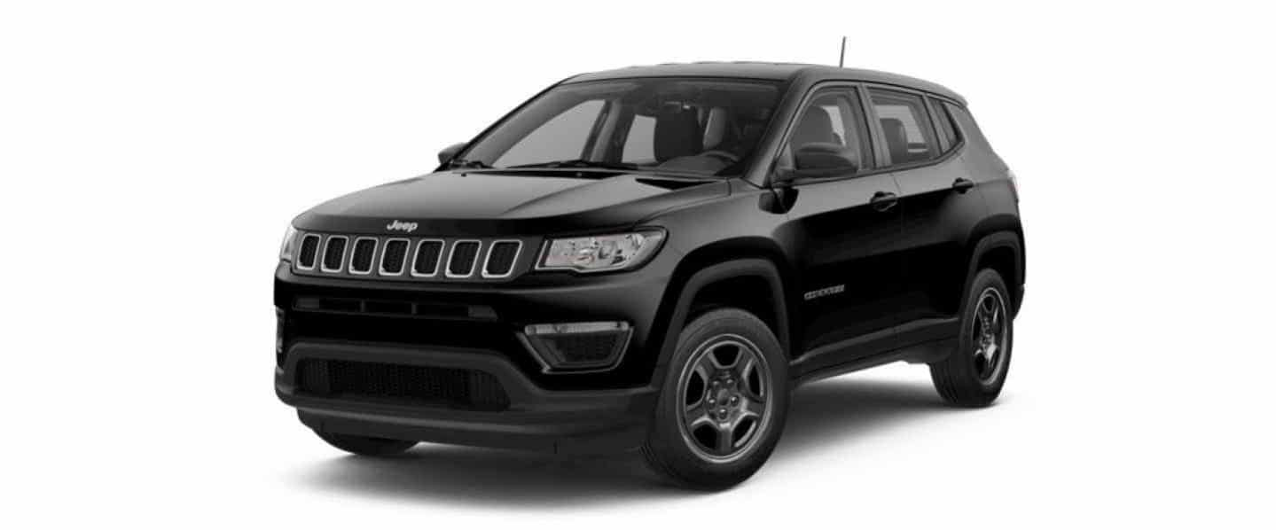 PPS Jeep - Compass Sport Brilliant Black