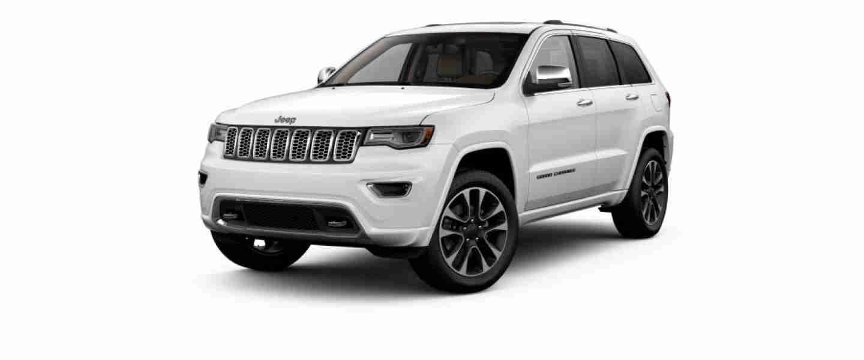 Jeep Grand Cherokee Bright White