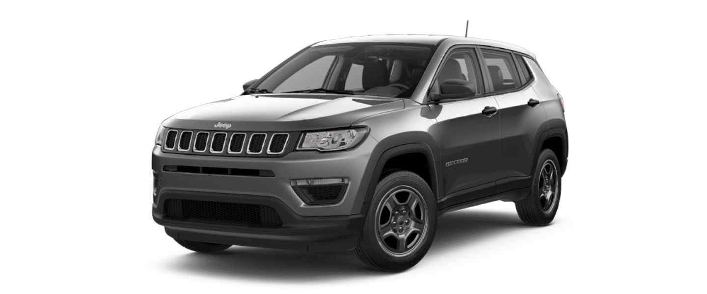 Jeep Compass Limited Magnesio Grey