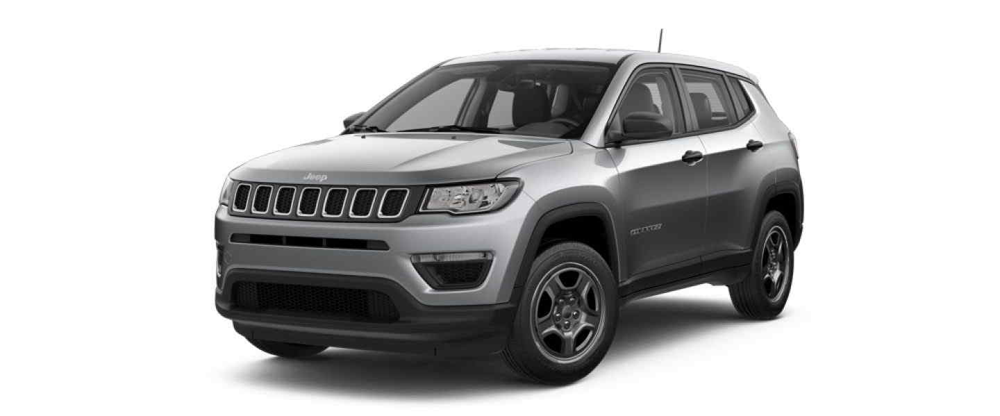 Jeep Compass Limited Minimal Grey