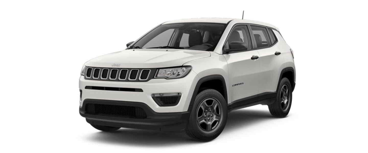 Jeep Compass Limited Vocal White